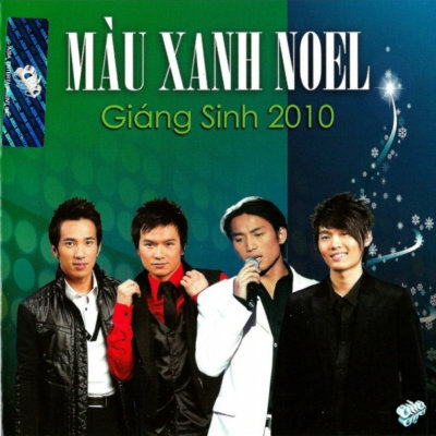 AsiaCD294-MauXanhNoel-Front